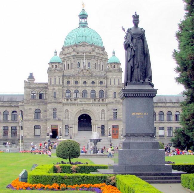 038-Young Queen Victoria;Captn.Geo.Vancouver